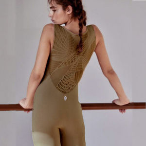 Free People Movement Energy Catsuit Size XS